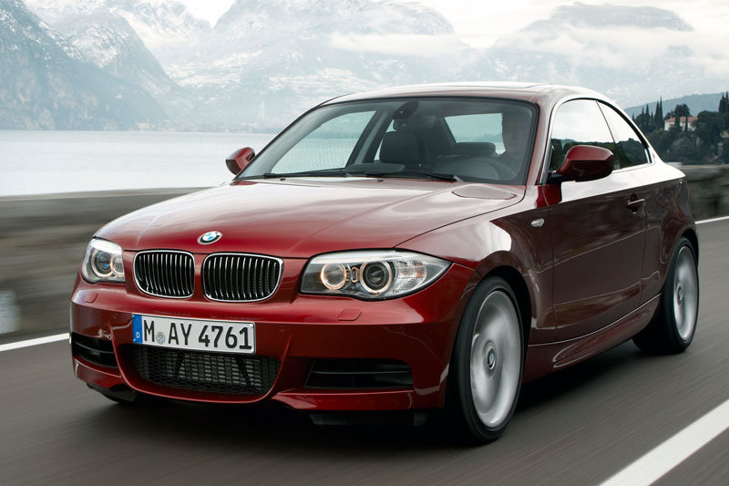 BMW 1-series Coupe 2011 matmenys