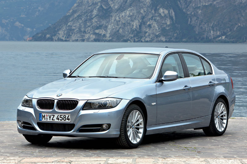 BMW 3-series 2008 matmenys