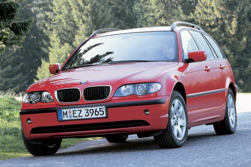 BMW 3-series touring 2001 matmenys