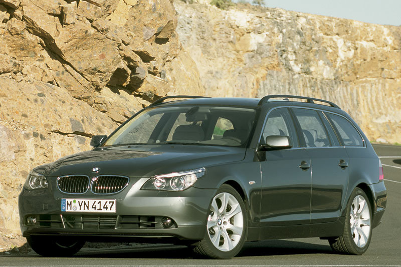 BMW 5-series Touring 2004 matmenys