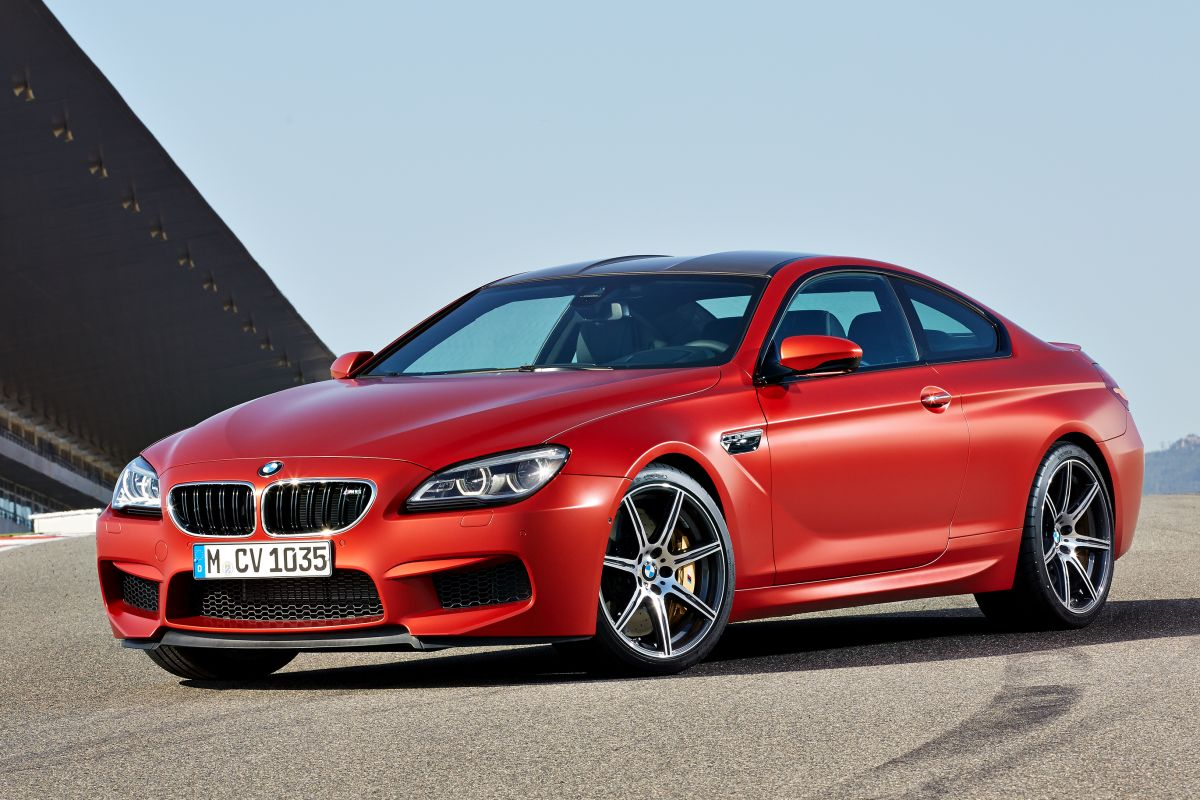 BMW 6-series Coupe 2015 matmenys