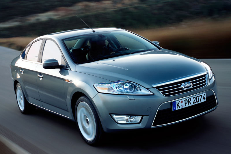 Ford Mondeo 2007 matmenys