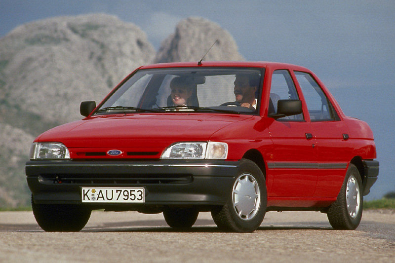 Ford Orion 1990 matmenys