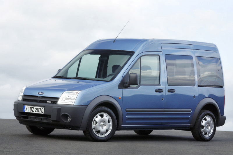 Ford Tourneo Connect 2003 matmenys