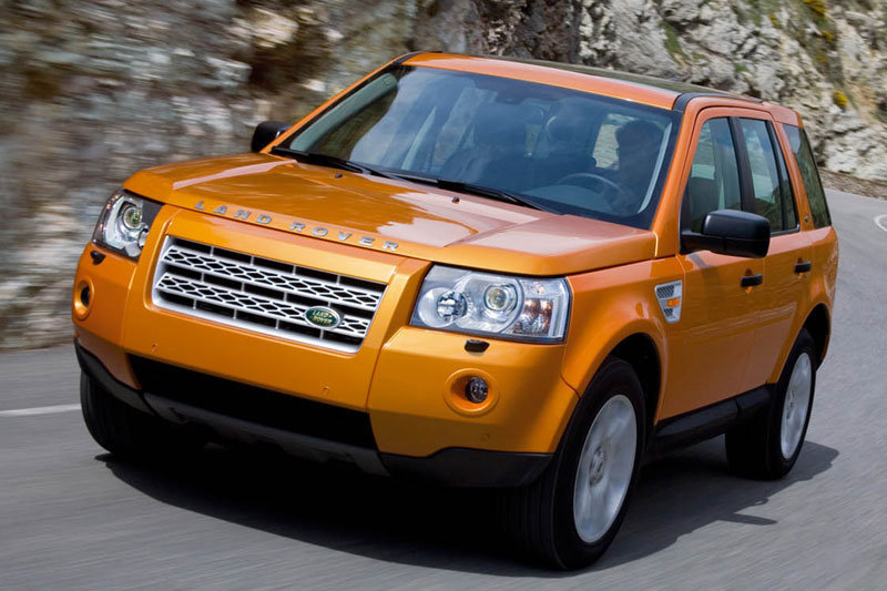 Land Rover Freelander 2007 matmenys
