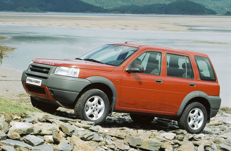 Land Rover Freelander Station Wagon 2000 matmenys