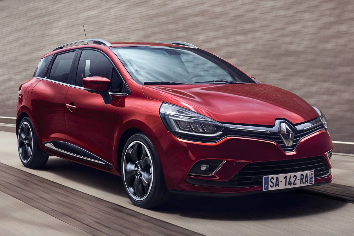 Renault Clio Estate 2016 matmenys