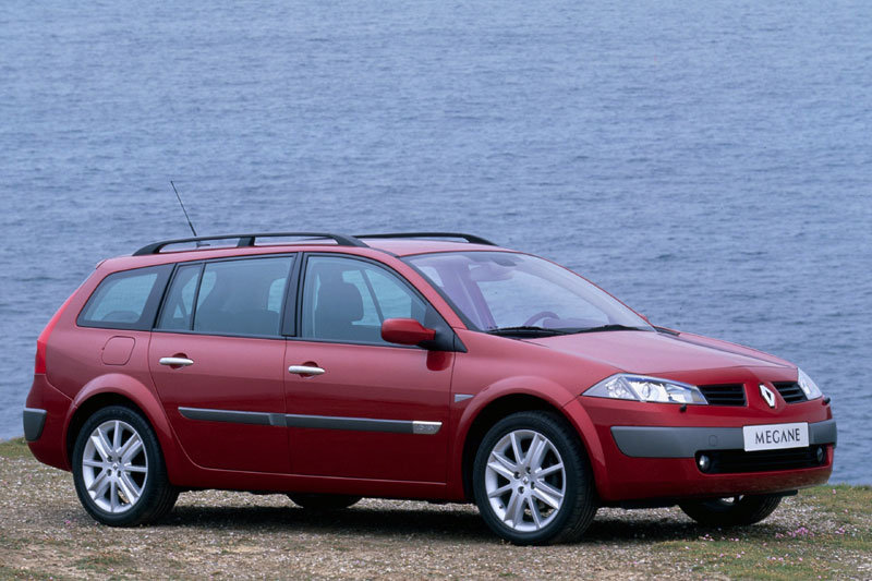 Renault Megane Grand Tour 2003 matmenys