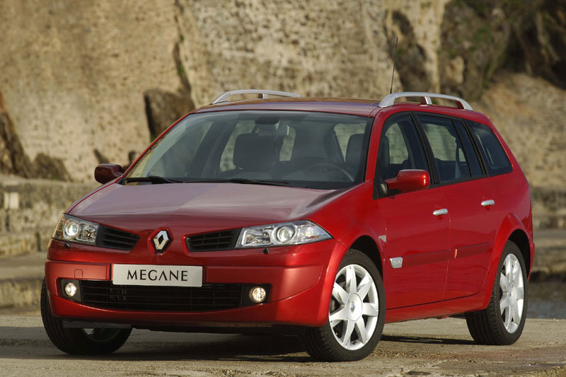 Renault Megane Grand Tour 2006 matmenys