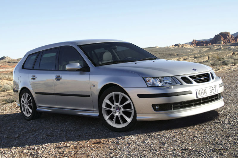 Saab 9-3 Sport Estate 2005 matmenys