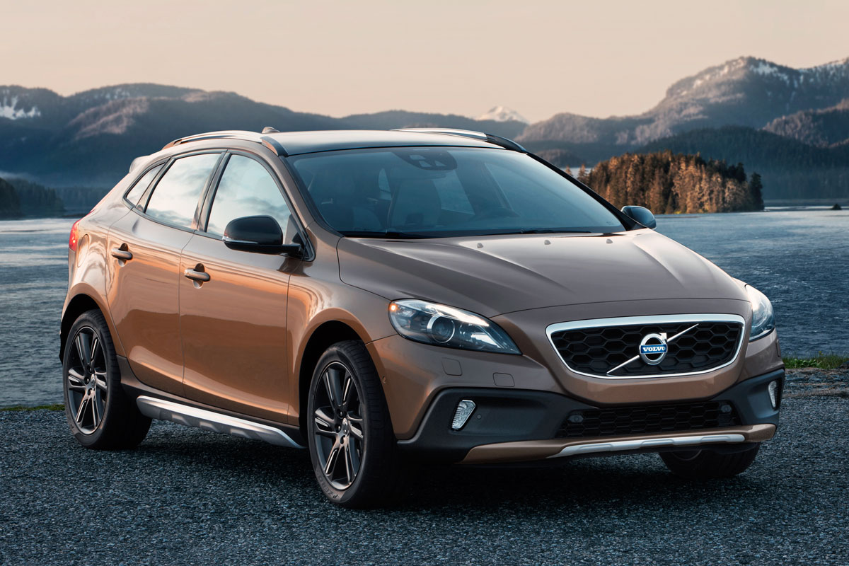 Volvo V40 Cross Country 2013 matmenys