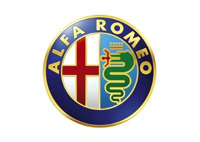 Alfa Romeo sąnaudos pagal modelį