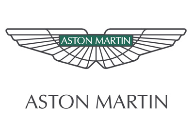 Aston Martin sąnaudos pagal modelį