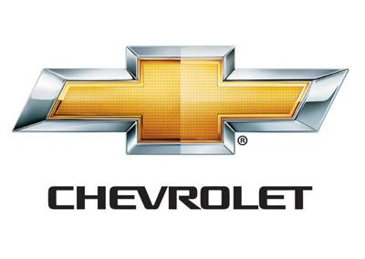 Chevrolet sąnaudos pagal modelį