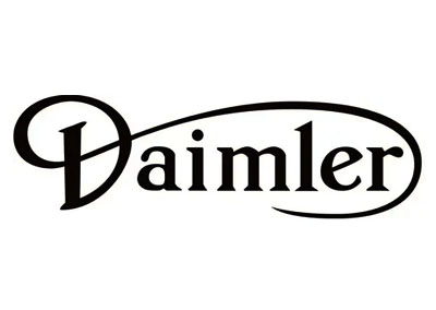 Daimler sąnaudos pagal modelį