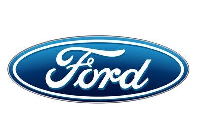 Ford Dažų spalvos kodai