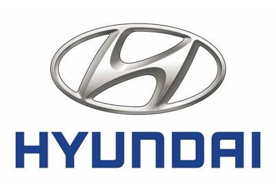 Hyundai sąnaudos pagal modelį