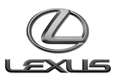 Lexus sąnaudos pagal modelį