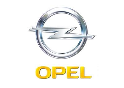 Opel sąnaudos pagal modelį