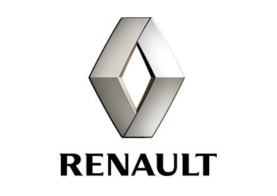 Renault sąnaudos pagal modelį