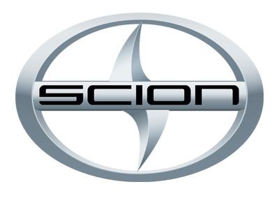 Scion sąnaudos pagal modelį