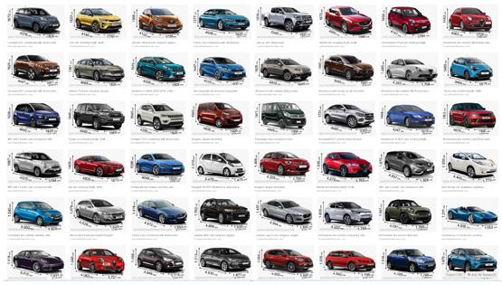 Automobilių matmenys